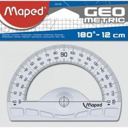 Transferidor Maped GEO 12 cm
