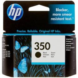 Tinteiro HP 350 preto