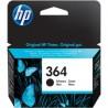 Tinteiro HP 364 preto