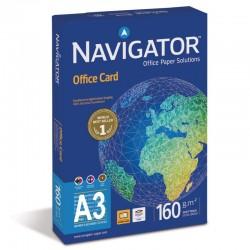 Papel A3 Navigator 160gr...